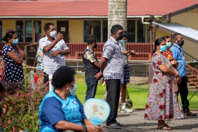 'No jab, no job': Covid vaccines made compulsory for Fiji civil servants