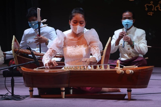 A Khmer Krom Woman Resolves to Promote Khmer Traditional Music and Instruments