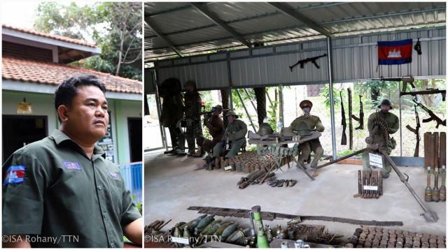 CNN Hero Calls on the Public to Rescue the Cambodia Landmine Museum