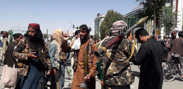 US says Afghan govt ties depend on 'actions of Taliban'