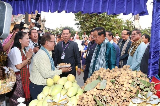 PM Tells Bodyguard Unit to Help Longan Farmers
