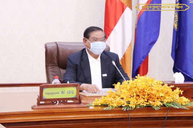 Ministry Rules out Kheng Meeting with CNRP