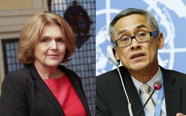 UN Human Rights Experts Denounce Cambodia's Court Recent Sentencing of Three Activists