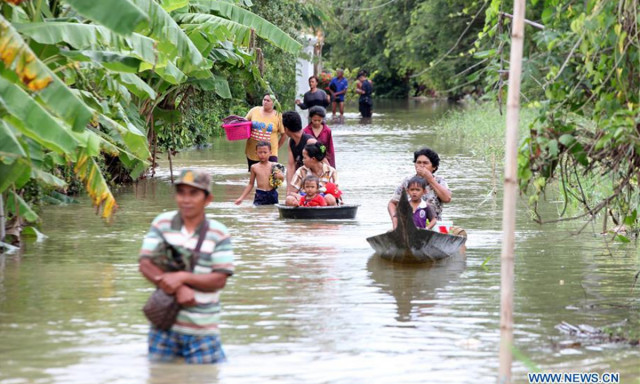Cambodian Children at Highest Risk from Climate Crisis