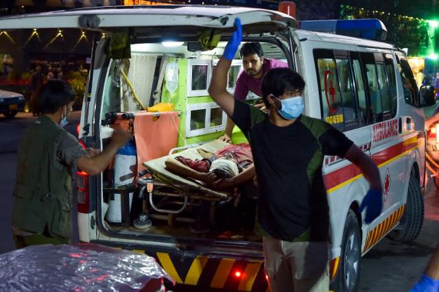 Biden presidency shaken to core by Kabul bombings