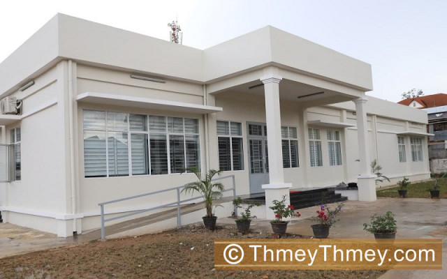 The COVID-19 Testing Lab in Siem Reap Province Set to Detect Both Disease and Variants