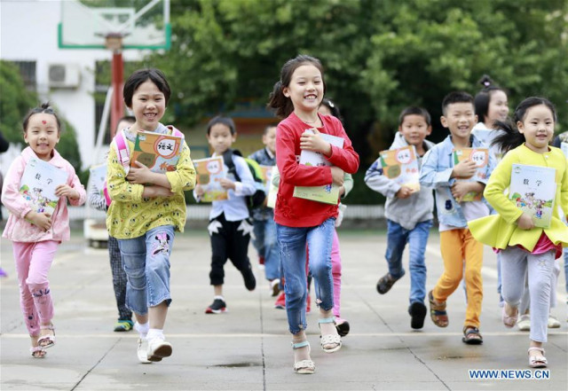 China bans exams for six-year-olds as Beijing retools education system