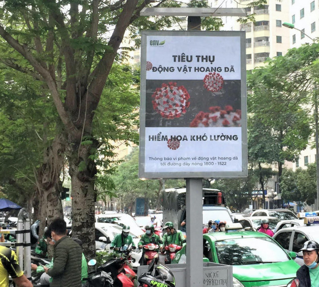Vietnam: Pandemic Gives Wildlife Campaigners A Push