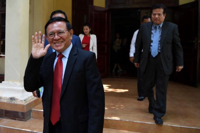 Kem Sokha Case Reaches Four-Year Mark