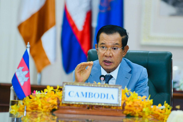 Hun Sen Speaks of Clean Coal and Low-Carbon Energy at an International Forum
