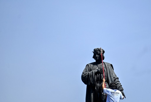 Mexico to replace Columbus statue with indigenous woman
