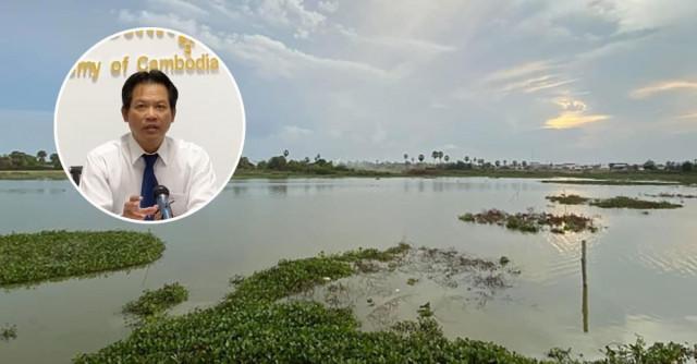 Capital's Shrinking Lakes Draw Fire