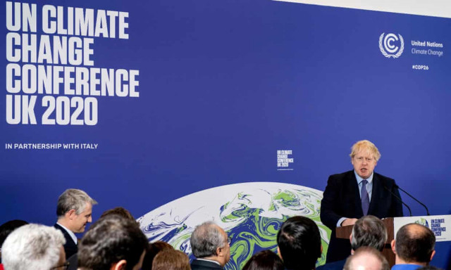 NGOs say COP26 climate summit must be postponed