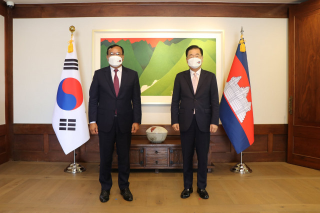 Cambodia to Sign Trade Deal With South Korea