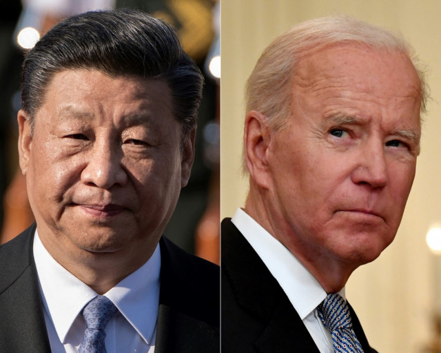 Xi says 'critical' to reset US ties after 'serious difficulties'