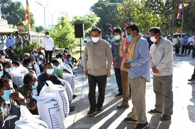 Rice and Vegetable Seeds to Be Distributed to Farmers Affected by Natural Disasters