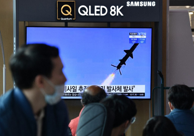 N. Korea test-fires new 'long-range cruise missile': KCNA