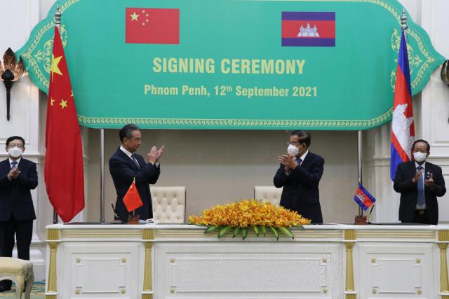 Hun Sen Praises Ironclad Cambodia-China Friendship