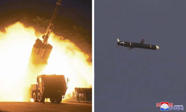 North Korea fires two ballistic missiles: South's military