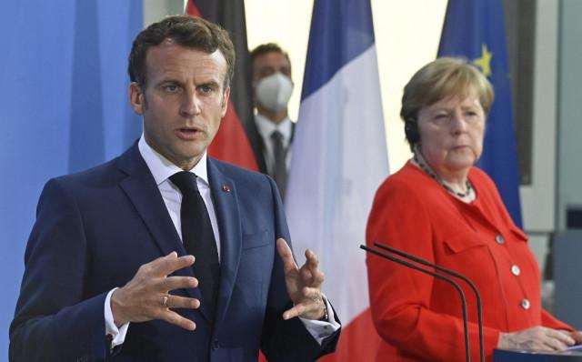 End of 'Merkron': EU's power couple prepares to bow out