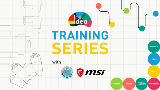 The Idea in Collaboration with Telecoms Ministry Launches Brand Design Training Series to Boost MSME Bands