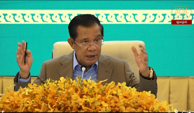 PM Tells of Listening in on Exiled CNRP