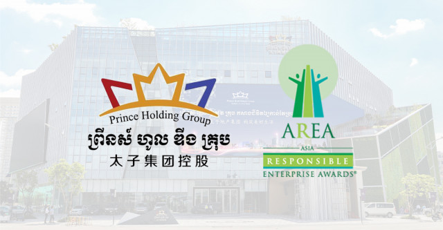 Prince Group Joins Asia's Responsible Enterprise Club