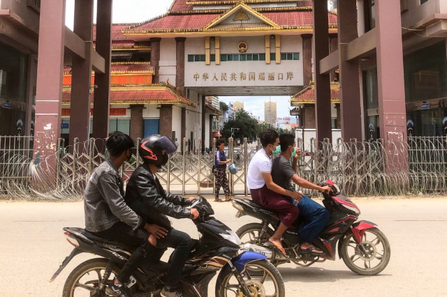 Shots in the dark: China sends Covid aid to Myanmar rebels