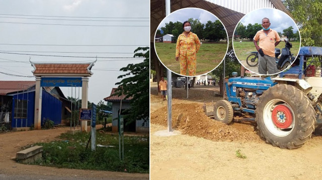 Family of Disabled Former Soldier Donates Land to The Village School