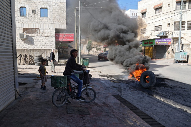 Islamist-Israel clashes kill four Palestinians in West Bank