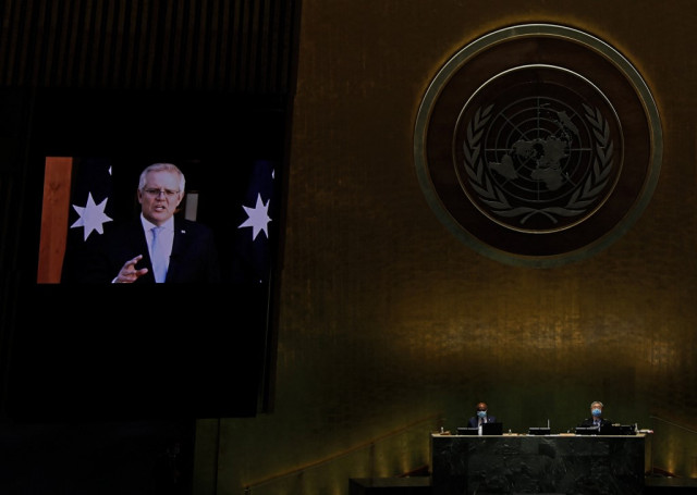 Australian PM says may not join global climate summit