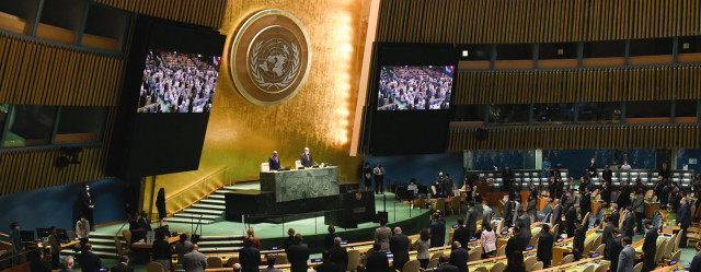 Unusual UN meet to close without Taliban, Myanmar speeches