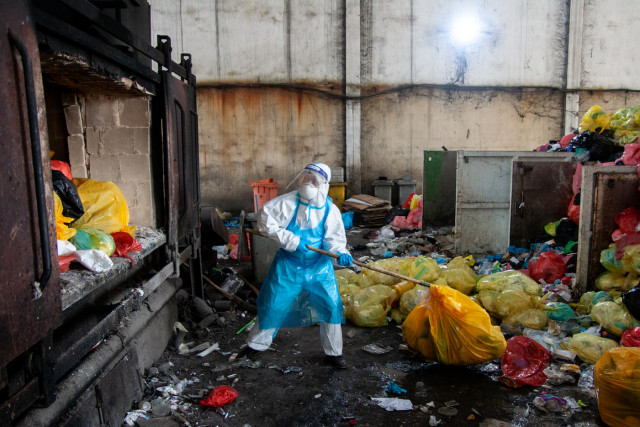 The Sprawling Mess of Cambodia's Medical Waste Mismanagement
