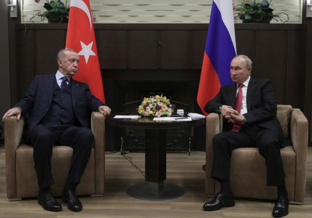 US urges Turkey not to buy more Russian arms