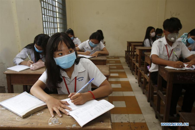 A Hard Choice: Cambodians' Race Between Khmer and Foreign Languages