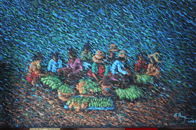 """""""A Journey With Nou Sary"""", an Exhibition Not to Be Missed"""