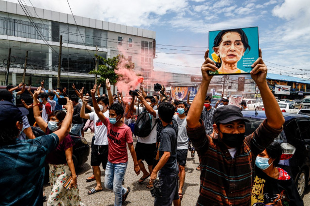 Trial of Myanmar's Suu Kyi taking toll on her health: lawyer