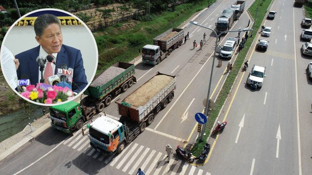 Transport Minister Tackles Big Issue: Overweight Trucks