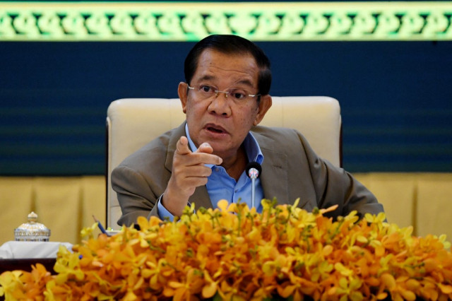 Allegations of Cypriot Citizenship Prompt PM Hun Sen to Amend Constitution