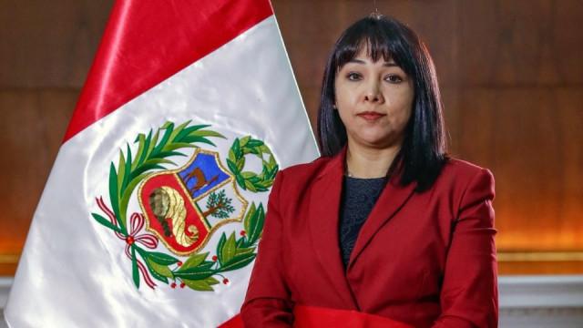 Peru president names environmentalist as new PM