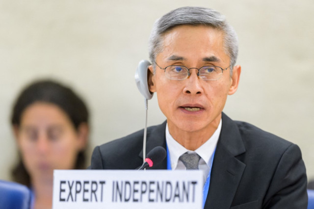"""Special Rapporteur: Civic Space """"Shrinking, Shrunken, Shrunk"""" in Cambodia"""