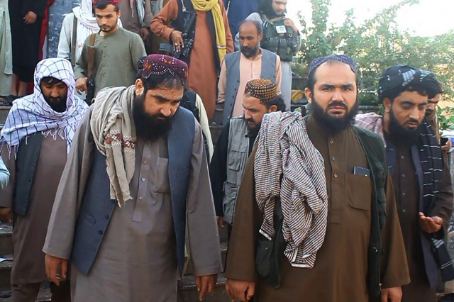 US says to hold first in-person talks with Taliban since Afghan withdrawal