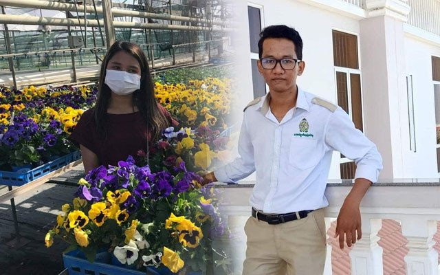 Cambodian Students in Israel Aim to Develop Cambodia's Agricultural Sector