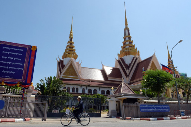 Cambodia Ranked Low for Rule of Law