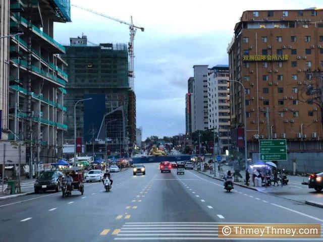 Finance Minister Pins Economic Hopes on Reviving Sihanoukville