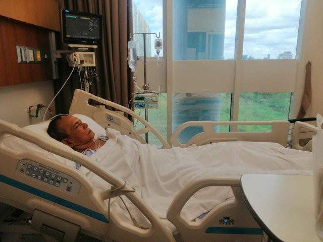 Veteran Traditional Arts Teacher Sou Savang Hospitalized