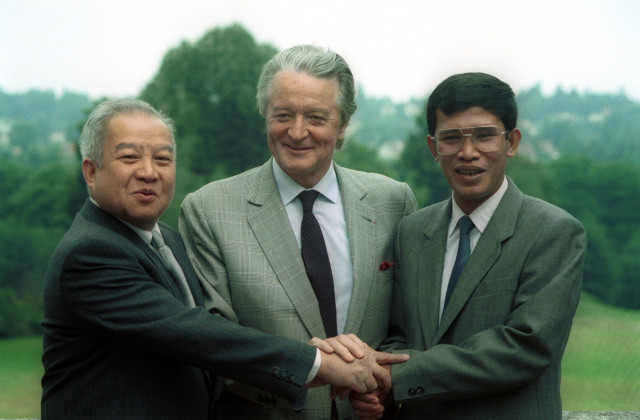 The Paris Peace Agreements: 30 Years Later
