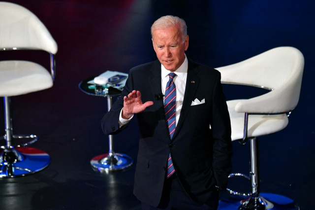 Biden says US would defend Taiwan against China invasion