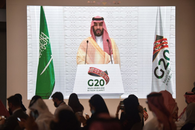 Saudi Arabia says aiming for zero carbon emissions by 2060