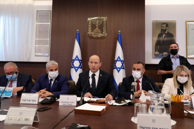 Israel declares climate change 'national security' issue